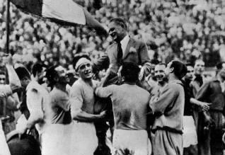 FIFA 1934 World Cup Soccer, Italy, Football