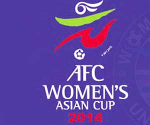 Womens  Asian Cup Soccer, Foot Ball, India