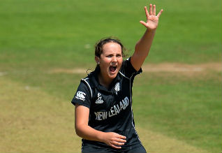 New Zealand, Ireland, Amelia Kerr, One Day Cricket, Highest Run in One Innings