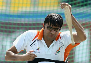 world para athletics championships amit kumar CLUB THROW