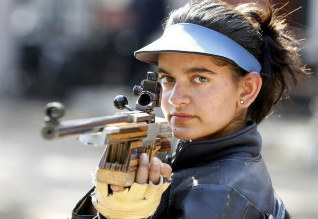 Shooting World Cup Anjum Moudgil wins silver as India
