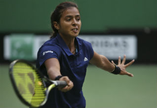 Ankita Raina, Tianjin Open Tennis, China