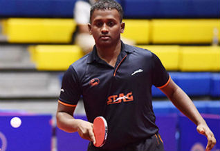 National Ranking Table Tennis Championships, Amalraj