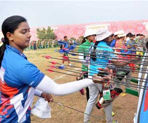 deepika kumari india world archery