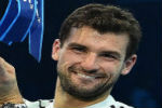 Dimitrov beats Goffin to win ATP Finals tennis
