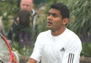 Japan Open Tennis, Divij Sharan