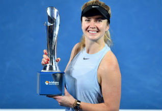 Brisbane International Tennis, Elina Svitolina