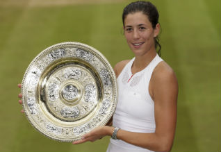 Wimbledon Tennis, Garbine Muguruza, Venus Williams