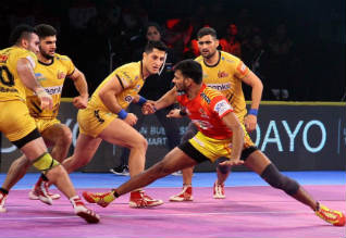 Pro Kabaddi League, Gujarat, Hyderabad