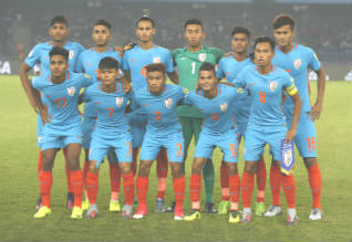india under 17 soccer