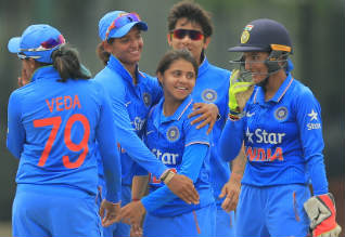 India, South AFrica, Women One Day Cricket