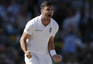 James Anderson, England Cricketer, Rest, India Test Series