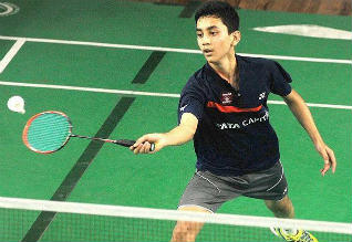 World Junior Badminton Championship, Lakshya Sen, Bronze Medal