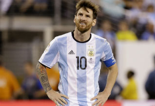 Messi, Argentina Soccer, Retirement, FIFA World Cup 2018