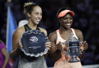 US Open Tennis, Sloane Stephens, Champions