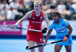 Womens World Cup Hockey, India, England, Neha Goyal