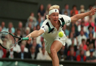 Jana Novotna Former Wimbledon champion dies at age of 49