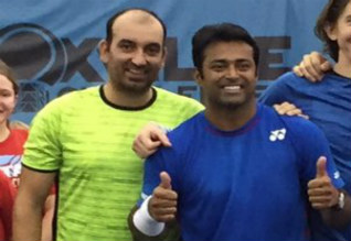 Leander Paes, Purav Raja, ATP Knoxville Challenger, America