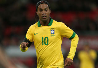 Ronaldinho, Brazil, Football, FIFA World Cup Soccer