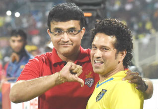 Ganguly, Sachin, Indian Cricketers