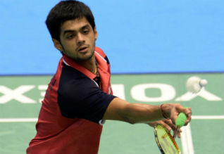 Singapore Open Badminton, Sai Praneeth