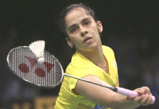 Korea Open Badminton, Saina