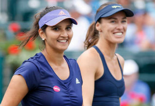 Sania Mirza, Martina Hingis, WTA World Tour Finals, Tennis