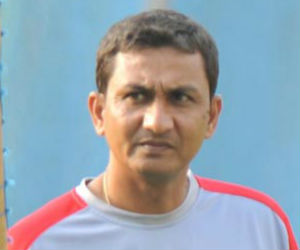 Sanjay Bangar, India, Cricket, Coach, Zimbabwe tour