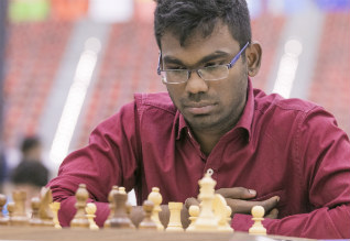 world chess championship sethuraman