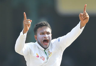 Shakib granted short break from Tests