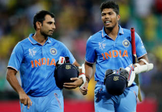 India Cricket Team, Australia One Day Series, Shami, Umesh Yadav