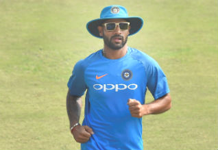dhawan, india, test match
