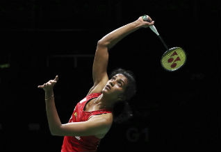 World Badminton Championships, Sindhu, Final