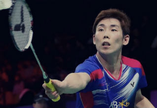Korea Masters Badminton, Son Wan Ho, Semi Final