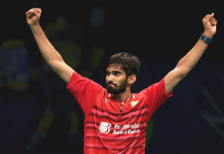 Srikanth beats Sakai to win Indonesia Open Super Series Premier title