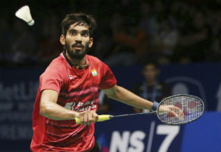 China Open Badminton, Kidambi Srikanth, Satwik, Chirag