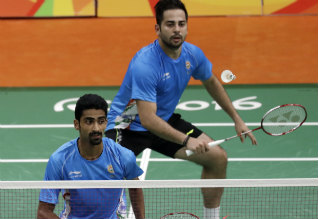 Australia Open Badminton, Manu Attri, Summeth Reddy