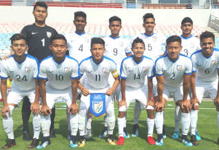 india under 16 team, soccer