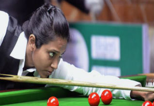 Vidya Pillai clinches silver in Ladies World Snooker Championship