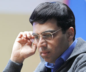 Vishwanathan Anand, Norway Chess