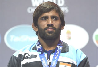Bajrang Punia, wrestling, india