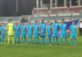 Substitute Balwant Singh scored twice India beat Macau AFC Asian Cup qualifiers