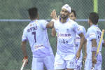 Asian Games 2018, Mens Hockey, India, Indonesia