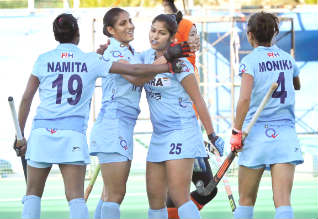 Women Hockey, India, South Korea