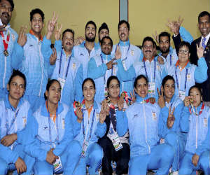 India continue domination with another golden day at South Asian Games