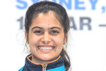 Manu Bhaker, ISSF Junior World Cup Shooting, Sydney