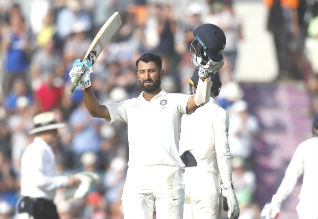 pujara, india, test