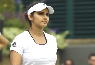 Sania, Paribas Open Tennis, Indian Wells