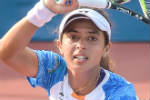 French Open Tennis, Ankita Raina, Qualification 2nd Round, Loss