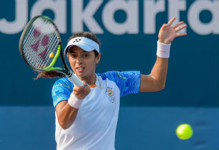 federation cup tennis, india, south koria, ankita raina